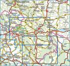 ZIEMIA KŁODZKA mapa laminowana 1:50 000 COMPASS 2021 (2)