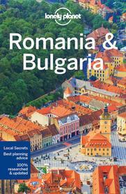 RUMUNIA I BUŁGARIA 7 przewodnik LONELY PLANET 2017
