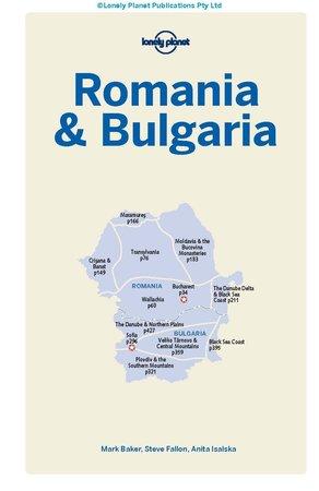 RUMUNIA I BUŁGARIA 7 przewodnik LONELY PLANET 2017 (2)