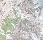 St-Gervais-Les-Bains / Massif du Mont Blanc 3531ETR mapa wodoodporna 1:25 000 IGN (2)