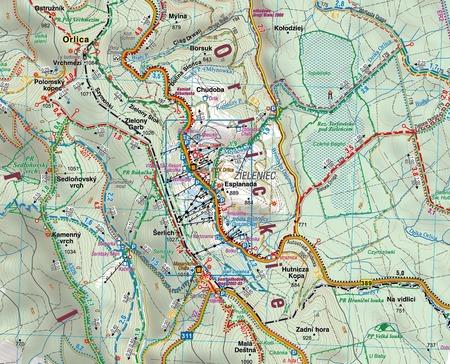 GÓRY BYSTRZYCKIE I ORLICKIE mapa laminowana 1:35 000 COMPASS 2021 (4)