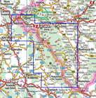 GÓRY BYSTRZYCKIE I ORLICKIE mapa laminowana 1:35 000 COMPASS 2021 (5)