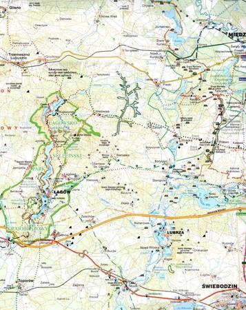 POJEZIERZE LUBUSKIE mapa turystyczna 1:100 000 SYGNATURA 2021 (3)