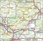 ROZTOCZE WSCHODNIE mapa laminowana 1:50 000 COMPASS 2021 (2)