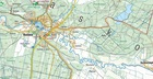 ROZTOCZE WSCHODNIE mapa laminowana 1:50 000 COMPASS 2021 (4)