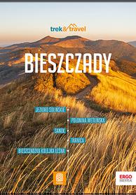 BIESZCZADY przewodnik trek&travel BEZDROŻA 2021
