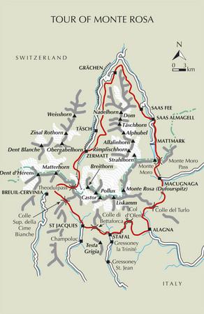 Tour of Monte Rosa A Trekker's Guide CICERONE 2021 (4)