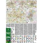 WOJEWÓDZTWO ŚLĄSKIE mapa 1:150 000 PIĘTKA (4)