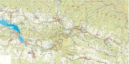 PIENINY SZCZAWNICA KROŚCIENKO mapa turystyczna 1:25 000 STUDIO PLAN 2021 (4)