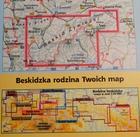 BESKID ŻYWIECKI Wielka Racza i Pilsko mapa turystyczna SYNATURA 2021/2022 (2)