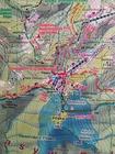 BESKID ŻYWIECKI Wielka Racza i Pilsko mapa turystyczna SYNATURA 2021/2022 (3)
