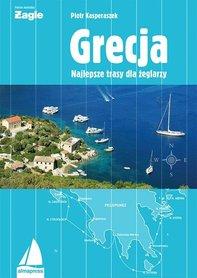 GRECJA Najlepsze trasy dla żeglarzy w.2 ALMA-PRESS 2021