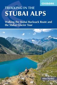 ALPY SZTUBAJSKIE Trekking in the Stubai Alps CICERONE