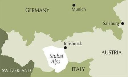 ALPY SZTUBAJSKIE Trekking in the Stubai Alps CICERONE (3)