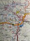 SŁOWENIA mapa samochodowa 1:150 000 FREYTAG & BERNDT 2020 (4)