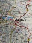 SŁOWENIA mapa samochodowa 1:150 000 FREYTAG & BERNDT 2020 (5)