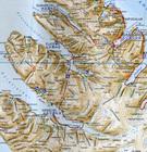ISLANDIA atlas samochodowy 1:200 000 FERDAKORT 2021 (2)