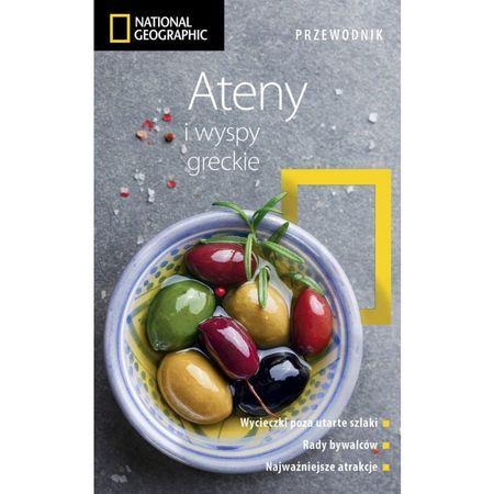 ATENY I WYSPY GRECKIE przewodnik National Geographic 2021 (1)