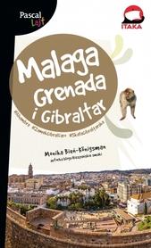 MALAGA GRENADA GIBRALTAR przewodnik PASCAL LAJT 2021