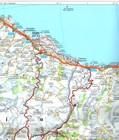 PELOPONEZ mapa samochodowa 1:150 000 FREYTAG & BERNDT (4)