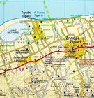 KOS mapa wodoodporna 1:45 000 Terrain Cartography (4)