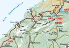 MALLORCA TRAMUNTANA Centralne GR11 mapa z przewodnikiem 1:25 000 ALPINA (2)