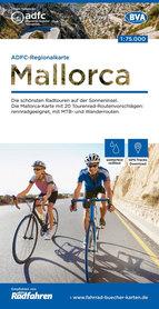 MAJORKA wodoodporna mapa rowerowa 1:75 000 ADFC