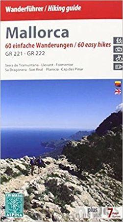 MAJORKA Mallorca hiking guide GR221-GR222 1:50 000 ALPINA 2020 (1)