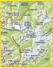 008 ORTLES - CEVADALE - ORTLERGEBIET mapa turystyczna 1:25 000 TABACCO 2020 (2)
