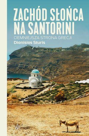 Zachód słońca na Santorini POZNAŃSKIE 2021 (1)