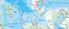 WIELKIE JEZIORA MAZURSKIE mapa turystyczna laminowana COMPASS 2021 (4)
