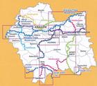 MAŁOPOLSKA NA ROWERZE VeloMałopolska mapa rowerowa COMPASS 2021 (2)