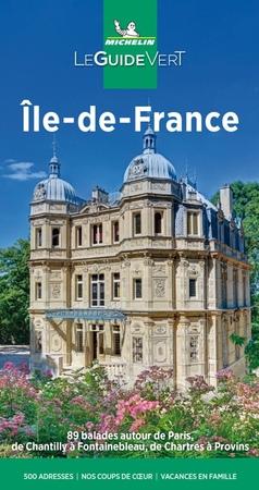 ILE-DE-FRANCE przewodnik MICHELIN 2021 (1)