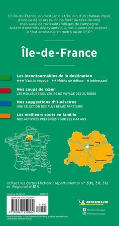 ILE-DE-FRANCE przewodnik MICHELIN 2021 (2)