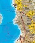 SANTORINI mapa wodoodporna 1:25 000 Terrain Cartography (2)