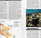SANTORINI mapa wodoodporna 1:25 000 Terrain Cartography (4)