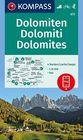 DOLOMITY WK672 mapy turystyczne 1:35 000 KOMPASS (1)