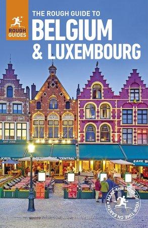 BELGIA I LUKSEMBURG przewodnik ROUGH GUIDES 2018 (1)