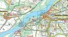 KAZIMIERZ DOLNY i okolice mapa laminowana 1:35 000 COMPASS 2021 (4)