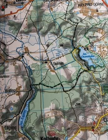 KASZUBY Z PÓŁWYSPEM HELSKIM mapa laminowana DEMART 2021 (3)