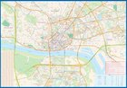 SŁOWACJA / BRATYSŁAWA mapa wodoodporna ITMB 2021 (2)