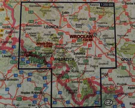 DOLNY ŚLĄSK 2w1 przewodnik i mapa EXPRESSMAP 2021 (2)