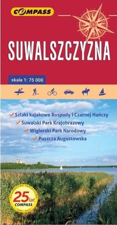 SUWALSZCZYZNA mapa turystyczna 1:75 000 COMPASS 2021 (1)