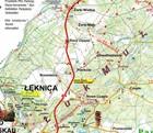ŁUK MUŻAKOWA Park Krajobrazowy, Geopark, Park Mużakowski mapa turystyczna SYGNATURA 2021 (3)
