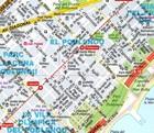 BARCELONA plan miasta laminowany EXPRESSMAP 2020 (3)