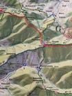 GORCE I PIENINY mapa panoramiczna 1:52 000 EXPRESSMAP 2021 (2)