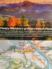 GORCE I PIENINY mapa panoramiczna 1:52 000 EXPRESSMAP 2021 (4)