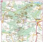JURA DLA WSPINACZY i nie tylko mapa laminowana 1:100 000 COMPASS 2021 (2)