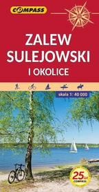 ZALEW SULEJOWSKI I OKOLICE mapa COMPASS 2021