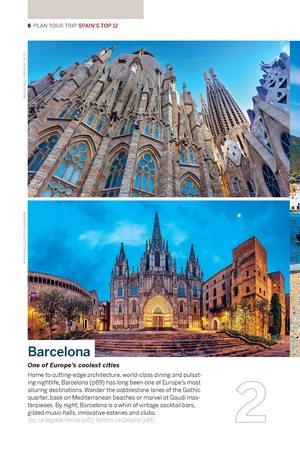 HISZPANIA SPAIN Best of w.3 przewodnik LONELY PLANET 2021 (4)